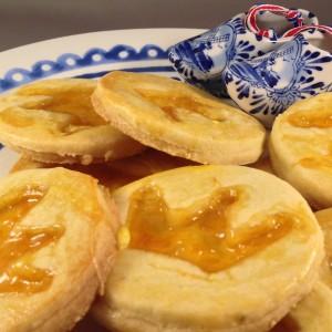 Speciaal voor Koningsdag: Kroonkoekjes
