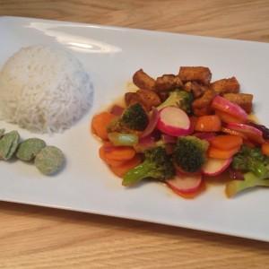 Teriyaki groenteschotel1