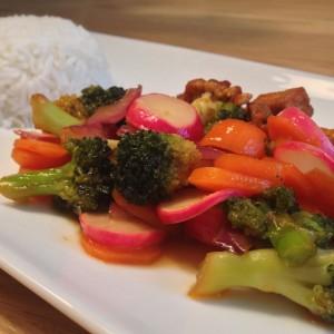 Teriyaki groenteschotel3