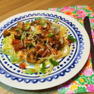 pasta-kastanje-champignons-3