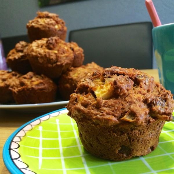 Morning Glory Muffins4