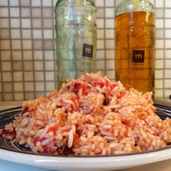 Griekse tomaten rijst1