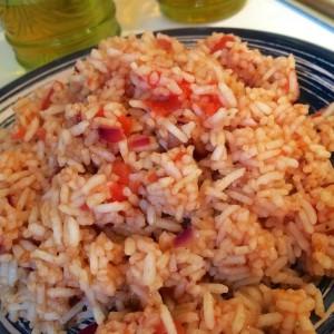Griekse tomaten rijst2