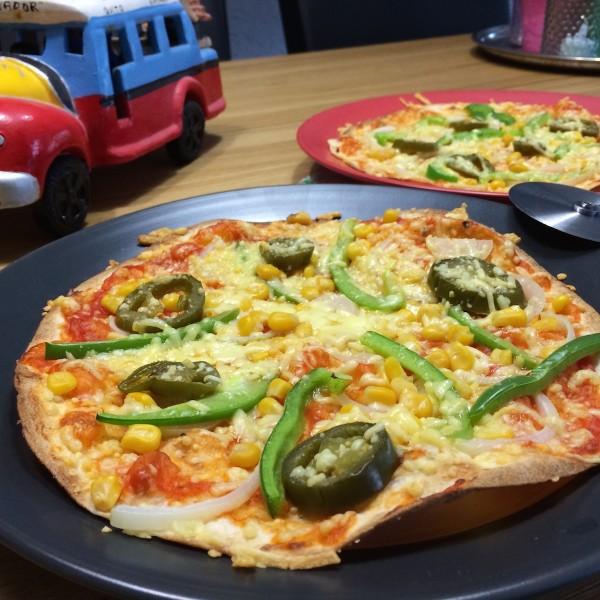vegetarische wrappizza1