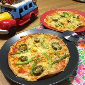 vegetarische wrappizza2
