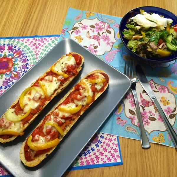 Pizzabaguettes1