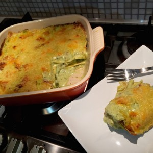 pesto lasagne5