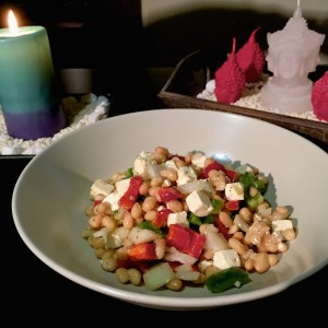 witte bonen salade1