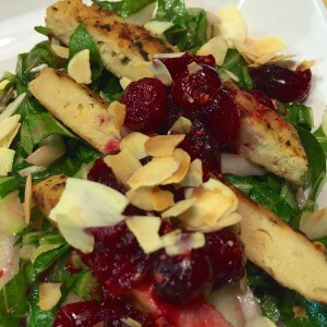 paksoi-salade-cranberry3