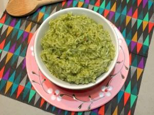 mexicaanse groene rijst