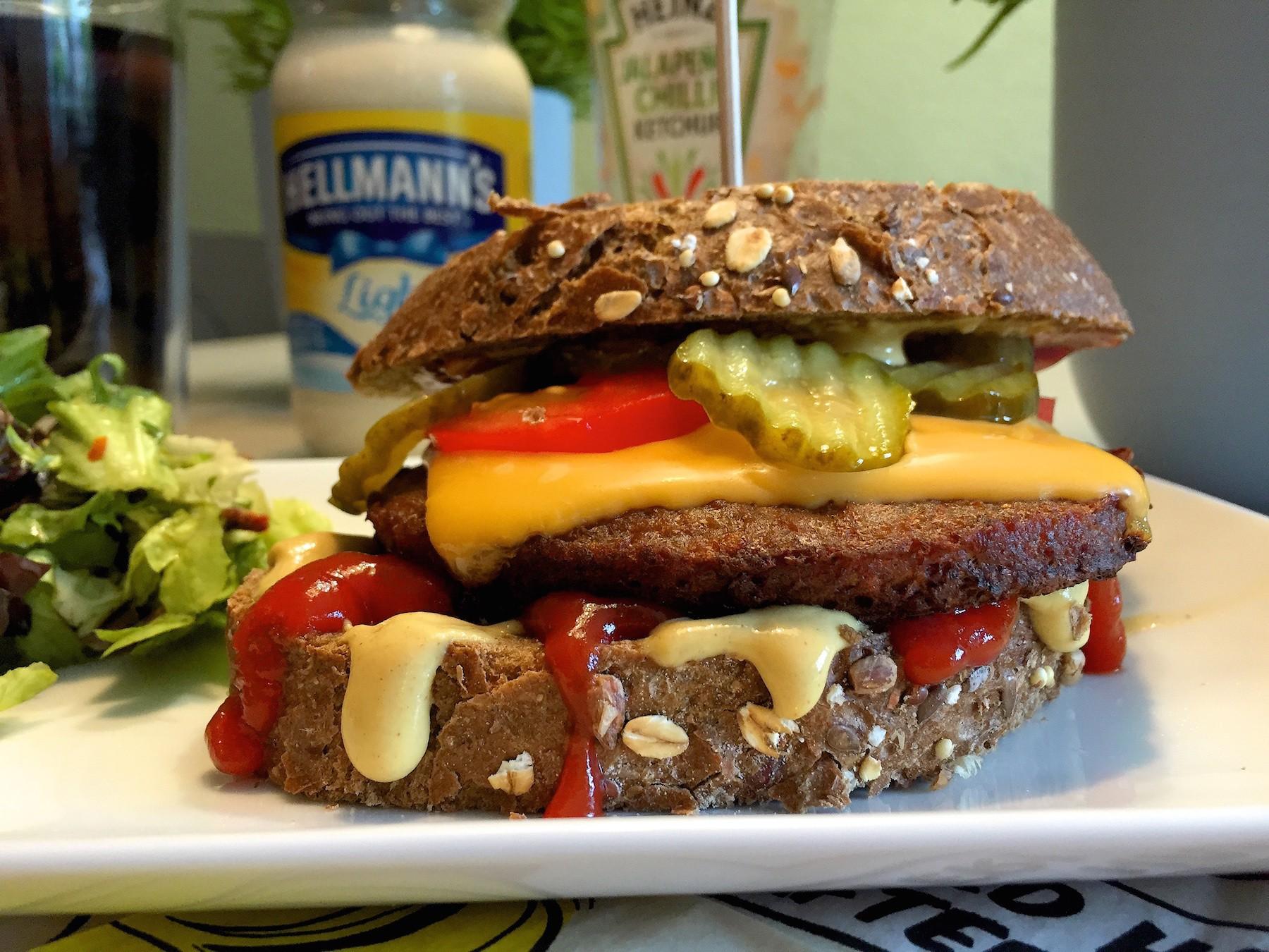 snelle cheeseburger