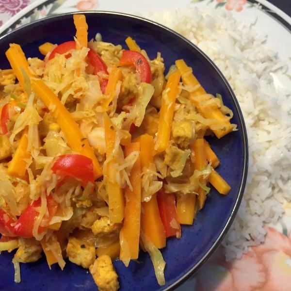 thaise gele curry winterpeen