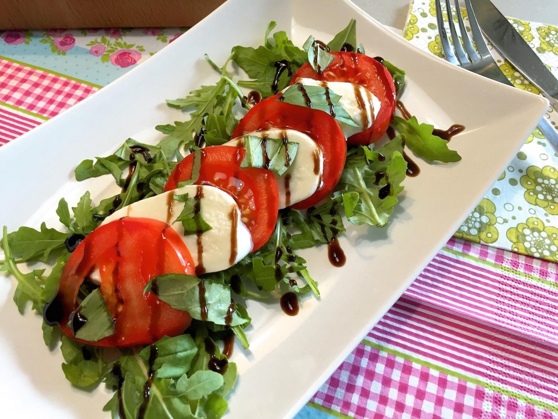 salade caprese 1