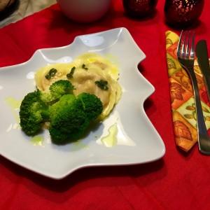 Heerlijke Verse pasta met saffraan-botersaus