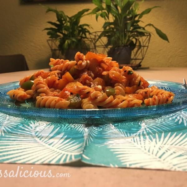 Hawaiiaanse pasta