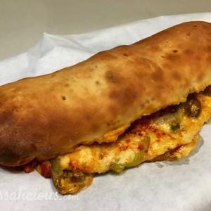 voorbeeld Smeuïge Pizza Calzone
