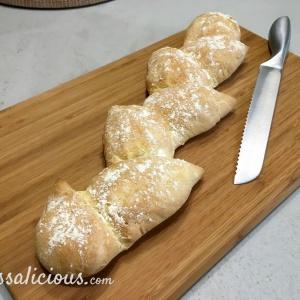 Pain d'epi (Franse broodjes)