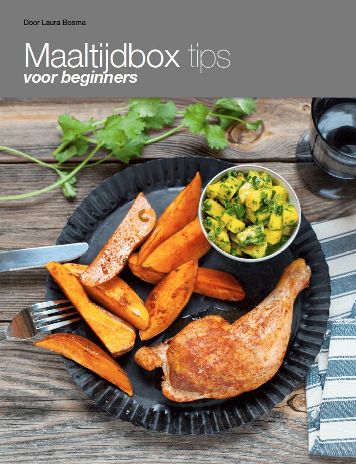 ebook van maaltijdbox vergelijken