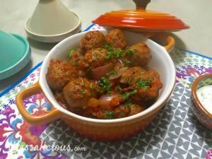 Lekkere Vegetarische Arabische gehaktballetjes met kaneel en komijn