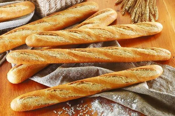 oud stokbrood vers maken
