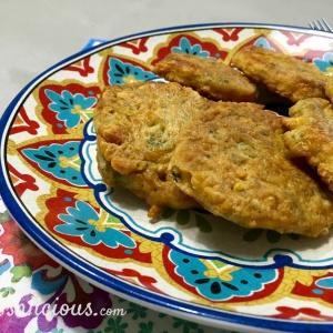 heerlijke Kaaskoekjes (kaastortilla's)