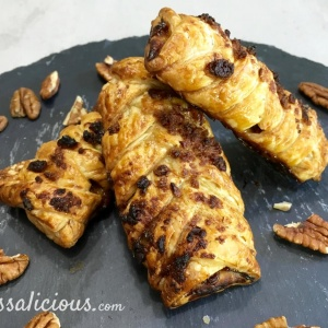 Zelfgemaakte Pecanbroodjes