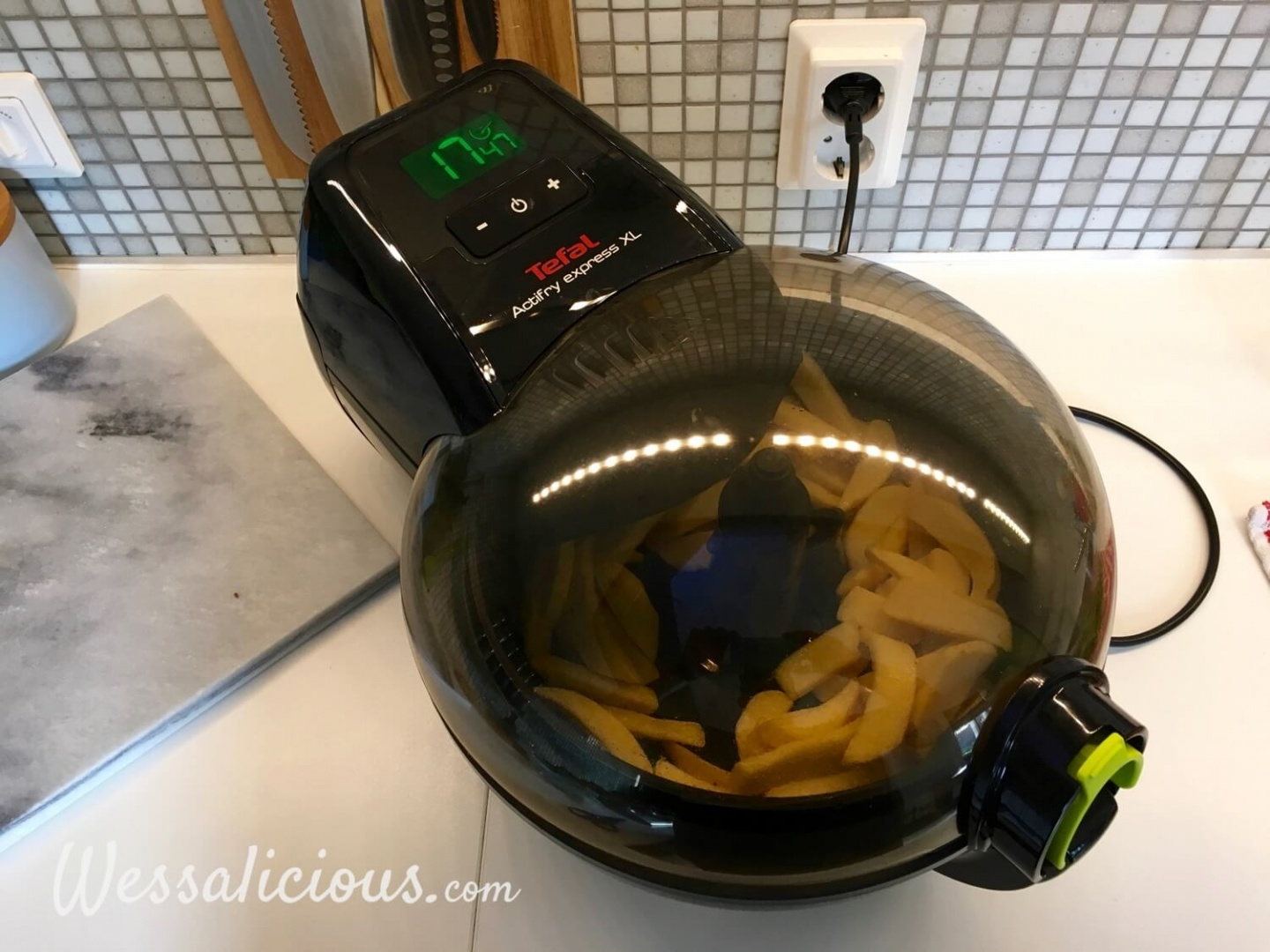 Tefal Actifry express XL review