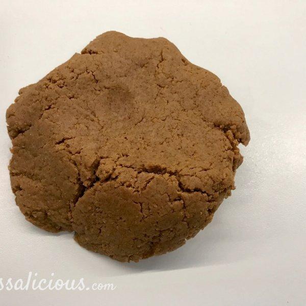 Kruidnotendeeg voor truffels