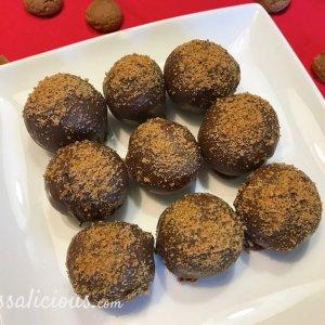 Kruidnoten truffels