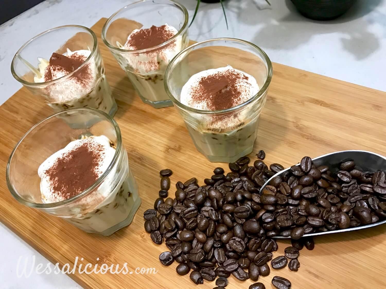 Snelle Cappuccinomousse
