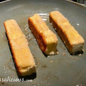 voorbereiding: Feta bakken