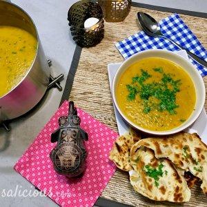 Lekkere Dahlsoep (Indiase linzen soep)