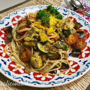 Aanrader: Ratatouille pasta