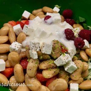 reuzebonen voor salade
