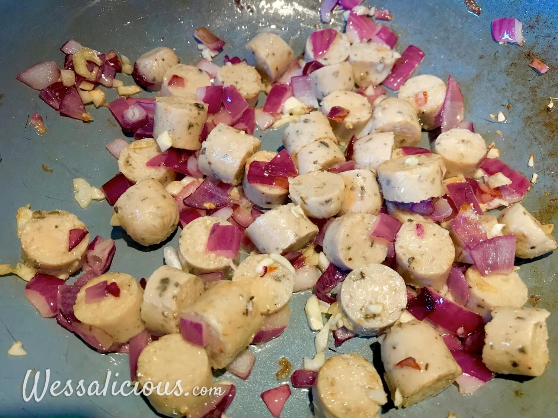 voorbereiding gnocchi