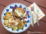 gepofte aardappel portobello's - 1