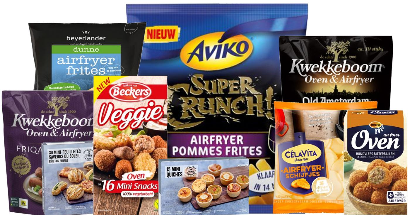 AirFryer snacks