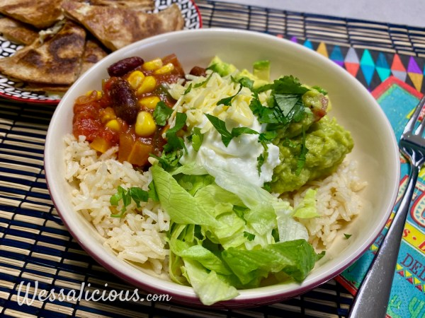 Mexicaanse Bowl