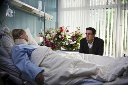 Bastian Pastewka und Judy Winter als dysfunktionales Mutter-Sohn-Gespann