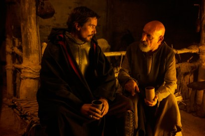 Christian Bale und Ben Kingsley