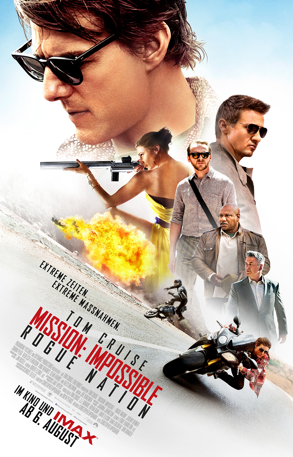 Mission Impossible - Rogue Nation Online