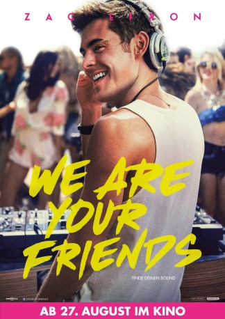We Are Your Friend