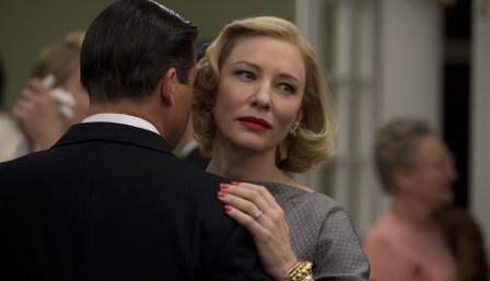 Cate Blanchett spielt Carol, eine Upper-Class-Lady, die in Mann und Kind keine Erfüllung findet.