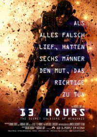 13 Hours: The Secret Soldies of Benghazi