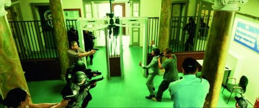Auf seiner Odyssee durch Istanbul muss sich Nick Tschiller auch aus einem Gefängnis freikämpfen.