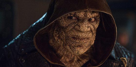 """Das Make Up stimmt: Killer Croc gehört zu den visuellen Highlights von """"Suicide Squad"""""""