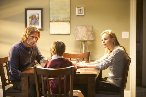 Thomas Jane, Jacob Tremblay und Kate Bosworth bilden ein starkes Hauptdarstellergespann.