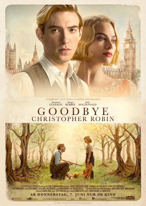 Goodbye Christopher Robin | Wessels-Filmkritik.com