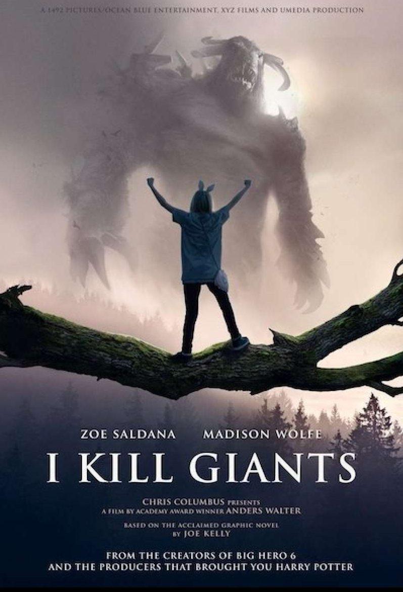 I Kill Giants | Wessels-Filmkritik.com