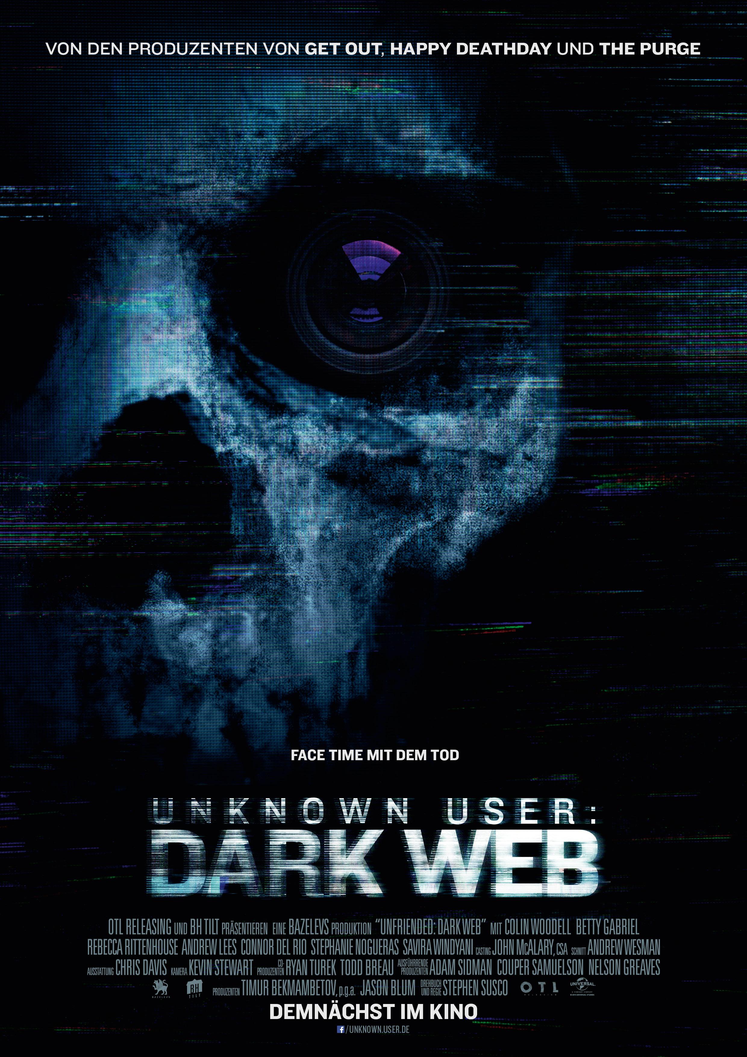 Unknown User Dark Web